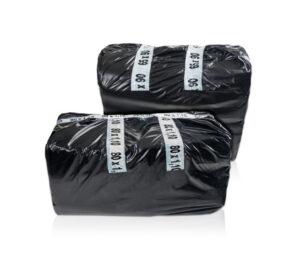 Σακούλα Απορριμμάτων Μαύρη Χύμα