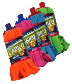 Labico Σφουγγαρίστρα Microfiber Λωρίδες 160gr